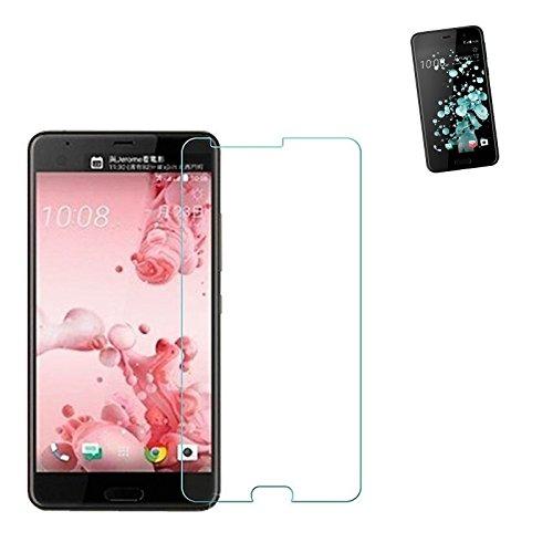 HTC U PLAY Panzerglas Schutzfolie, Digital Bay Panzerglasfolie folie Bildschirmschutzfolie Hartglas Gehärtetem Glas BildschirmPanzerglas Schutzfolie Bildschirmschutz für HTC U PLAY