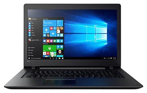 Lenovo Ideapad 110-17ACL Ordinateur Portable 17,3'' Noir (AMD E2-7110, 4 Go de RAM, 1 To, AMD Radeon R2, Windows 10)