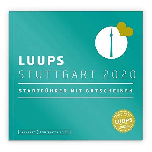 LUUPS Stuttgart 2020: Stadtführer mit Gutscheinen