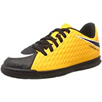 buy popular 5426f 7035d Nike Jr Hypervenomx Phade III IC, Botas de fútbol Unisex bebé