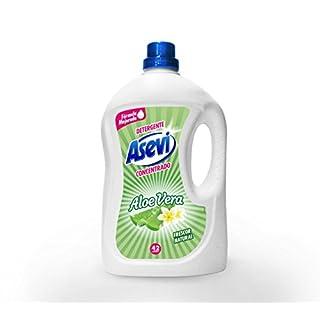 Asevi 23562Detergent Liquid with Aloe Vera, 3L