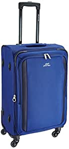 Pronto Rome Polyester 58 cms Blue Soft Sided Carry-On (6531 - BL)