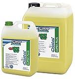 Sutter Super Plus detergente lavastoviglie professionali (acque medie) - Cartone : 4 taniche kg.6