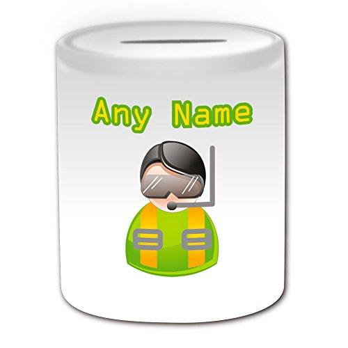 cadeau-personnalise-plongeur-tirelire-icon-conception-blanc-nom-message-on-your-unique