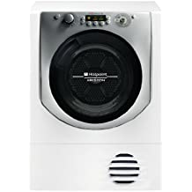 Hotpoint AQC8 2F7 TM1(EU) freestanding Front-load 8kg A++ White tumble dryer - tumble dryers (freestanding, Front-load, A++, White, B, Buttons, Rotary)