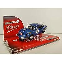 SCX Slot Car Scalextric 6259 Renault Alpine A110