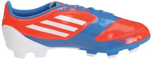 adidas F5 Trx Fg, Scarpe da Calcio Unisex – Adulto Rosso (Rouge (V21455))