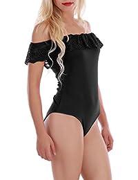 La Modeuse - Body femme épaules dénudées