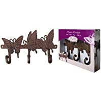 Esschert Design Butterfly With 3 Hooks