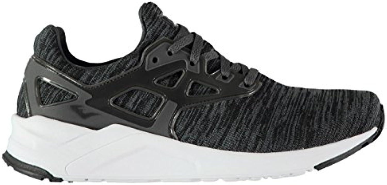 Original Schuhe Everlast Tanto Knit Sneaker Herren Sportschuhe  Schwarz  Sport Laufschuhe Turnschuhe