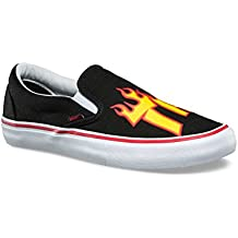 61947500f1 Zapatillas Vans Slip On Pro x Thrasher Black