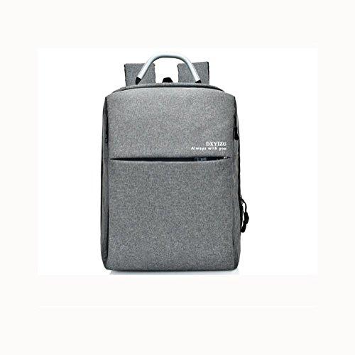 16 Hafen-faser (Backpack Laptop Rucksack 16 Zoll Mit doppelt aufladen Hafen , red)