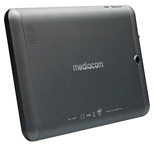 Mediacom SmartPad i2 Tablet, Display da 7' IPS, Memoria Interna da 16 GB Processore Intel Atom x3 Quad Core, 1.2 GHz