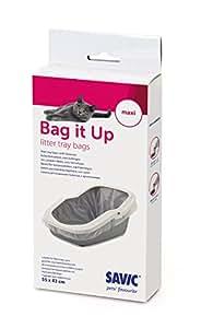 Savic Bag It Up Jumbo Litter Tray Bags 55x43cm 12pack
