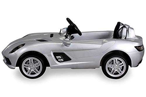 RC Kinderauto kaufen Kinderauto Bild 1: Actionbikes Motors Kinder Elektroauto Mercedes Lizenziert McLaren Stirling Moss Kinder Elektro Auto Kinderauto Kinderfahrzeug Spielzeug für Kinder*