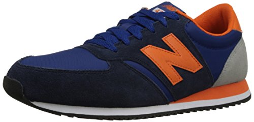 New Balance U420, Low-Top Sneaker unisex adulto Blu (Blau (SBO BLUE))