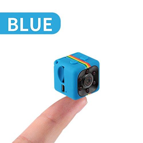 Yamer SQ11 Mini Kamera HD 1080 P / 480 P Nachtsicht Camcorder Auto DVR Infrarot Video Recorder Sport Digitalkamera Unterstützung TF Karte DV Kamera für Zuhause und Büro Dvr-karte