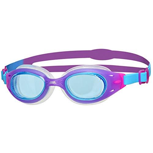 Zoggs Sonic Air Junior Goggles Gafas de natación, Juventud Unisex, Púrpura/Azul Claro, 6-14 Años