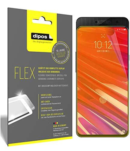 dipos I 3X Schutzfolie 100% passend für Lenovo Z5 Pro GT Folie (Vollständige Bildschirmabdeckung) Bildschirmschutzfolie
