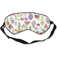 Sleep Eye Mask Fruits Lightweight Soft Blindfold Adjustable Head Strap Eyeshade Travel Eyepatch E3 preisvergleich bei billige-tabletten.eu
