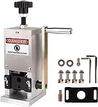 FIXKIT Recyclage Cuivre Cables Machine à Dénuder Machine Professionnelle Denudeuse de Fils Denudeur Epluchr Recuperatio pour Récupération du Cuivre Fils-1.5 -25mm