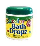 Crayola Bath Dropz 3.59 oz 60 Tablets B00009KWTB by Crayola