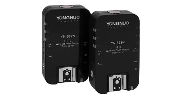 Yongnuo Yn 622n Hss I Ttl Funk Blitzauslöser Für Nikon Elektronik