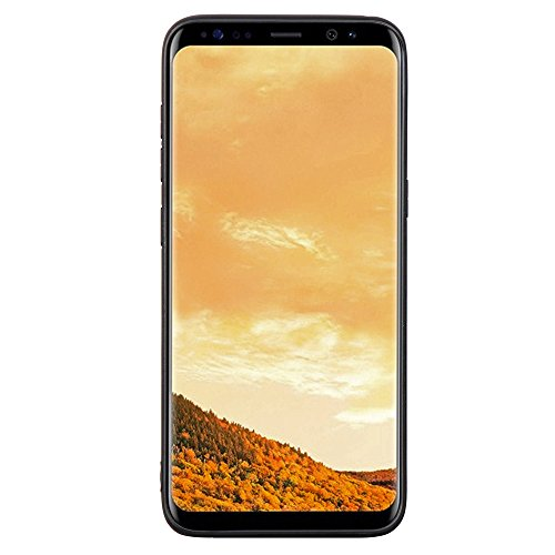 Galaxy S8 Tempered Glass Case,SUNWAY [Starry Sky][Scratch Resistant] 3 In 1 Ultra-Thin PC Hard Cover 360 Degree Protection Slim Case For Samsung Galaxy S8 - Green