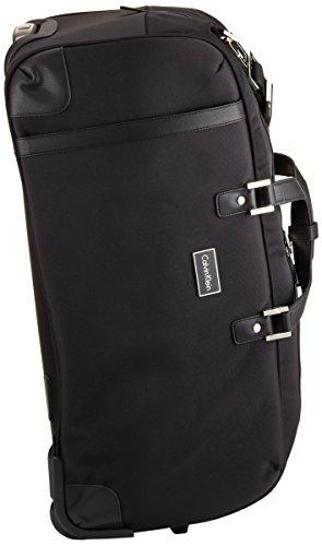 41m ymYdmDL - Calvin Klein  Bolsa de viaje, 31 cm, 73 L, Negro