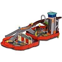 Dickie Toys 203095002 Ponty Pandy Feuerwehrmann Sam Koffer-Spielset, bunt