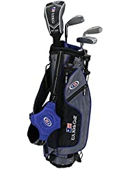 """Estados Unidos Kids 2017 Golf Ultra Light, 4 Set con bolsa de Golf Club soporte (45 cm), Right Hand"