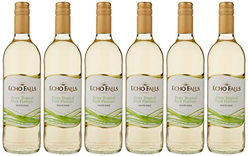 Echo Falls White Wine, 75 cl (Case of 6)