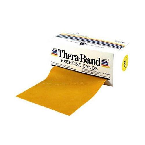 Thera-Band Übungsband 5,5 m, max. stark/gold