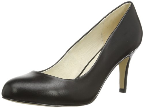 Buffalo London 113-2879-1 Damen Pumps Schwarz (Black 01)