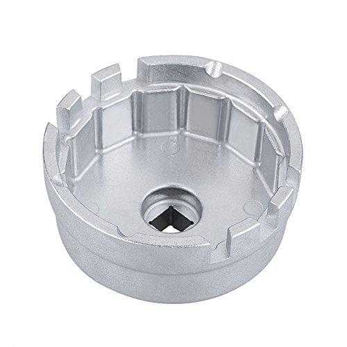 XZANTE Aluminum Werkzeug Zum Entfernen Des ?lfilterschlüssels
