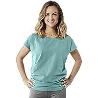 Lotuscrafts Yoga Shirt Damen Lang aus Bio-Baumwolle