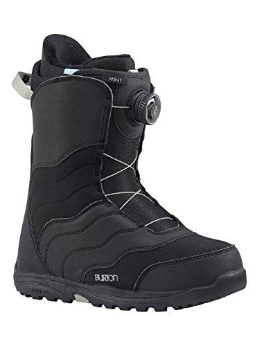 Burton Damen Snowboardboots Mint Boa, Black, 7.0, 13177103001
