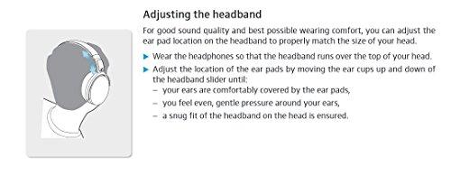 Sennheiser HD440 BT Wireless Bluetooth Headphone (Black)