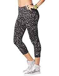 Zumba Fitness Funked Up Perfect Legging 3/4 Femme Go For