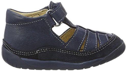 Falcotto Falcotto 163 Vl, Chaussures Bébé marche bébé garçon Blau (Blau)