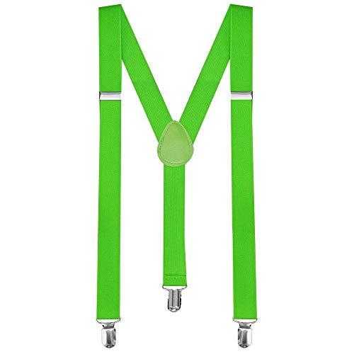 1 Tirantes Elásticos Ajustable Para Pantalones Y-diseño