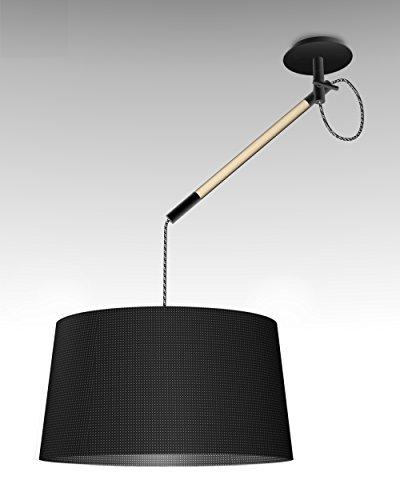 mantra-lampe-suspension-1-lumiere-collection-nordica-bois-naturel-et-ecran-couleur-noir