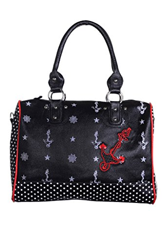 Banned Anchor Handbag Blu