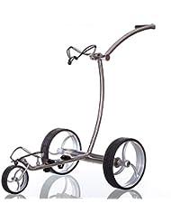 Trendgolf Elektro Golf Trolley Streaker, Silber