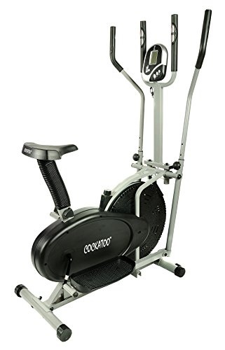Cockatoo Imported Ob02 Orbitrek Multifunction Function / Exercise Bike (Cycle & Cross Trainer)