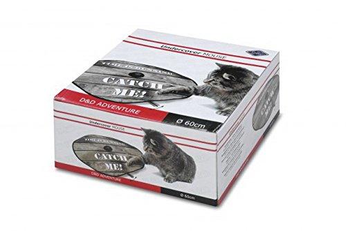 elektronisches katzenspielzeug Europet Bernina 409-415344 Katzenspielzeug D&D Adventure Undercover-Mouse Wood, 60 cm