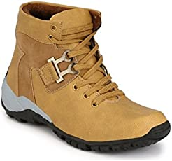 fadiso Men's Dashing Look Party wear Casual Boots