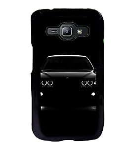 Printvisa Ultra Luxury car 2D Hard Polycarbonate Designer Back Case Cover for Samsung Galaxy ...