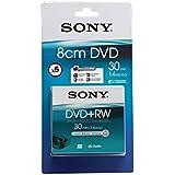 Sony DPW 30A - 5 x DVD+RW (8cm) - 1.4 Go - support de stockage
