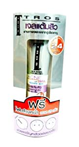 Tros Face Series Teen Balance Anti-acne Inflammation Gel in 24 Hours for Men Made in Thailand